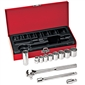 Klein 12-Piece 3/8-Inch Drive Socket Set