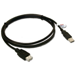QVS USB 2.0 Certified Extension Cable - 10ft.