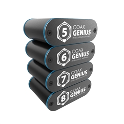 Coax Genius 4 Remote Upgrade  Set (5-8)
