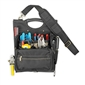 21 Pocket Zippered Pro Electrician's Tool Pouch