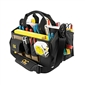 CLC 15 Pocket 16in Center Tray Tool Bag
