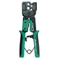 Eclipse Ratcheting Modular Plug Crimper 8p8c/RJ45