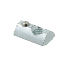 Fath M6 Roll in T-Slot Nut for #8 Steel