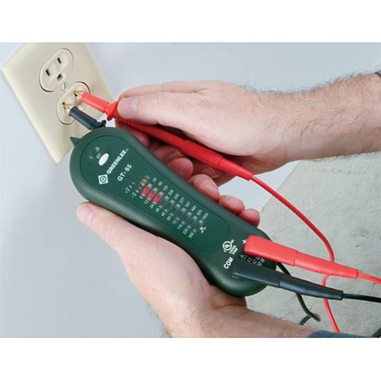Greenlee Voltage Tester : Greenlee gt voltage detector