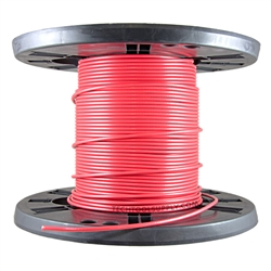 250' Spool Single Mini Coax - Red