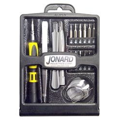 Jonard iPhone, Cell Phone, & Tablet Repair Tool Kit