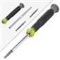 Klein Tools 4-in-1 Electronics Screwdriver