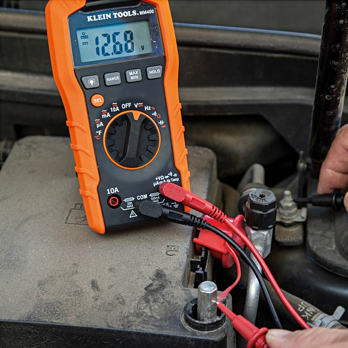 Tru Auto Sales >> Klein Tools 600V Auto-Ranging Digital Multimeter