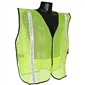 Radians Non-Rated 1in Safety Vest, Green