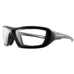 Radians Extremis Safety Glasses - Clear Anti-Fog Lens