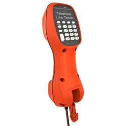 RMT-D230 Rugged Telephone Test Set w/ Piercing Clips