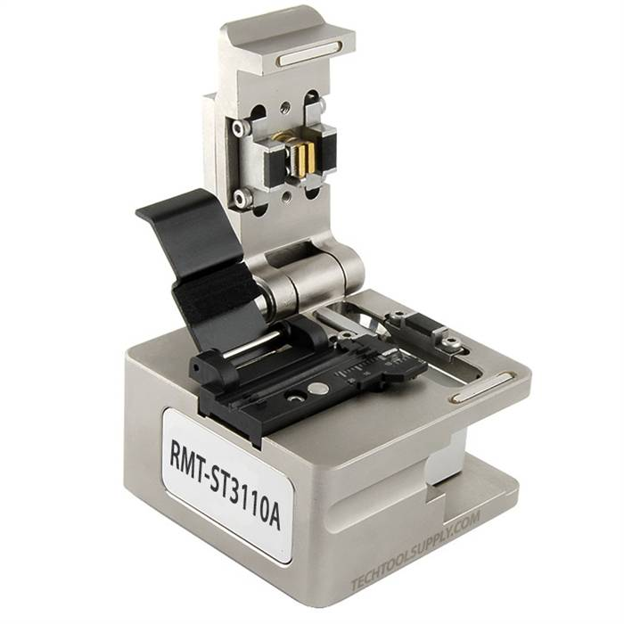 Rmt 25pc Fiber Optic Tool Kit W Cleaver Source Amp Meter