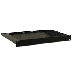 "1U Hidden Rack Shelf w/Blank Cover <span class=""subWarning""></span>"