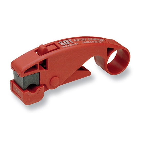 Ripley Sdt11 Rg11 Coaxial Cable Stripper