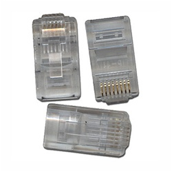 RJ45 CAT5e Networking Plugs [Bag Of 100]