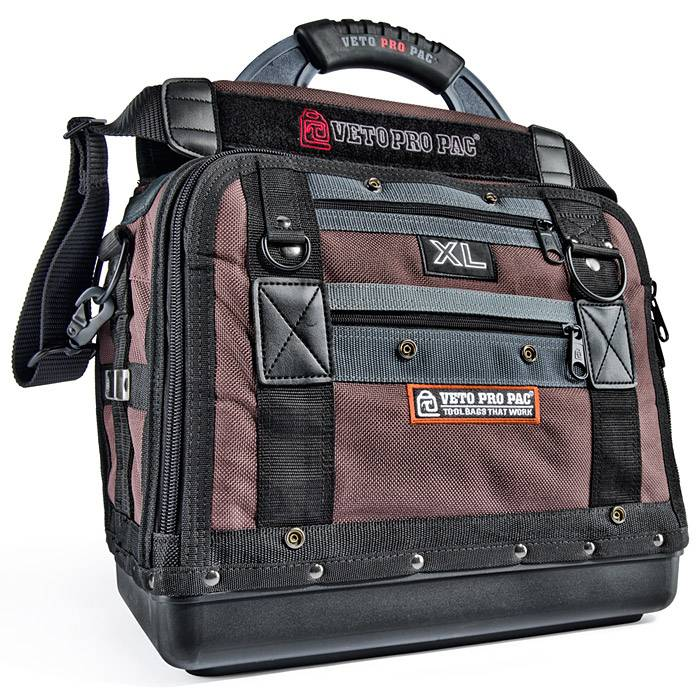 Veto Pro Pac Xl Heavy Duty Tool Bag See Video