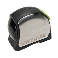 Greenlee 0155-25 25 Foot Power Return Tape Measure
