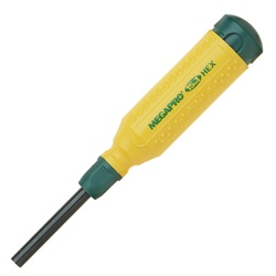 MegaPro 15-in-1 Hex Driver- Yellow/Green