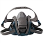 3M Half Facepiece Reusable Respirator - Medium