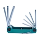 Folding Torx Security Set