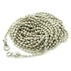Labor Saving Devices 10' Section Beaded Chain