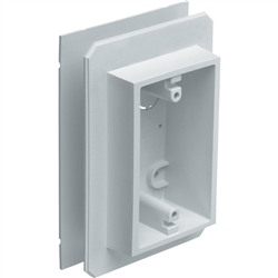 Arlington Weatherproof FS Outlet Box
