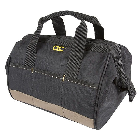 Ag West Supply >> CLC's traditional BigMouth tote bag has 14 pockets, opens ...