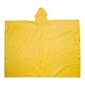 Lightweight PVC Poncho, Yellow