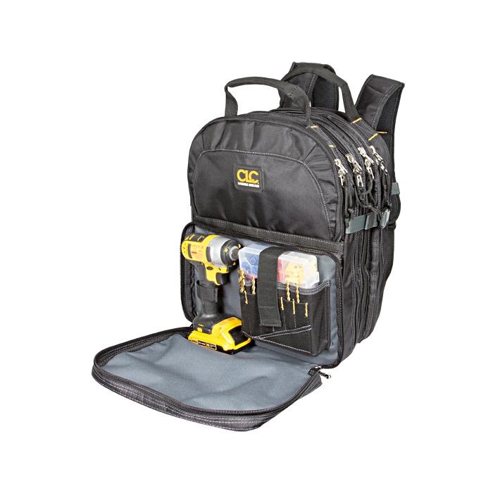 Clc 75 Pocket Backpack Tool Bag