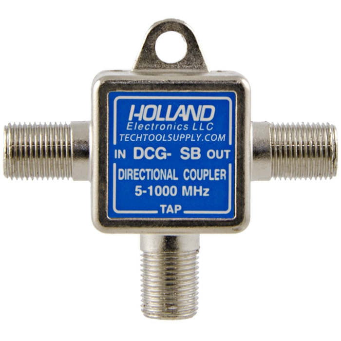 Single Port Tap / Directional Coupler - 6dB