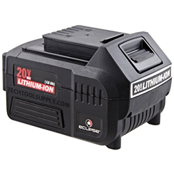 Eclipse Tools Spare 20V Li-Ion Battery - 4.0Ah