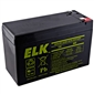 ELK Products 12V, 8 Ah Lead Acid Battery