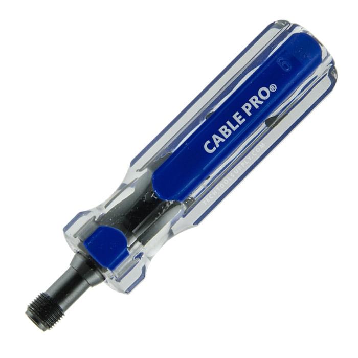 RG11 Flaring & Insertion Tool