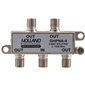 Holland 4-Way IPTV Coaxial Splitter