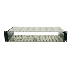 Holland Electronics 19in Mini Mod Rack
