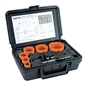 Klein Tools 8 Piece Bi-Metal Hole Saw Kit