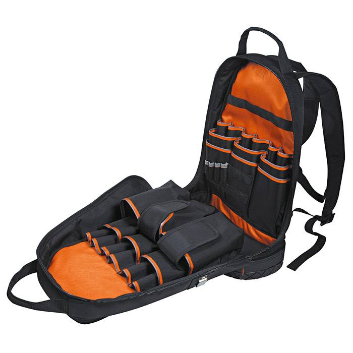 f148eb27645f Klein Tools Tradesman Pro Organizer Backpack