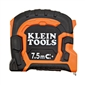 Klein Tools 7M Magnetic Tape Measure - Double Hook
