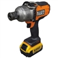 Klein Tools Battery-Operated Impact Wrench Kit - 7/16in