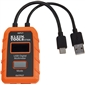 Klein Tools USB-A/USB-C Digital Meter