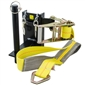 Lemco Pole Bracket - Strap Attached