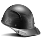 Lift DAX Carbon Fiber Cap Brim - Black