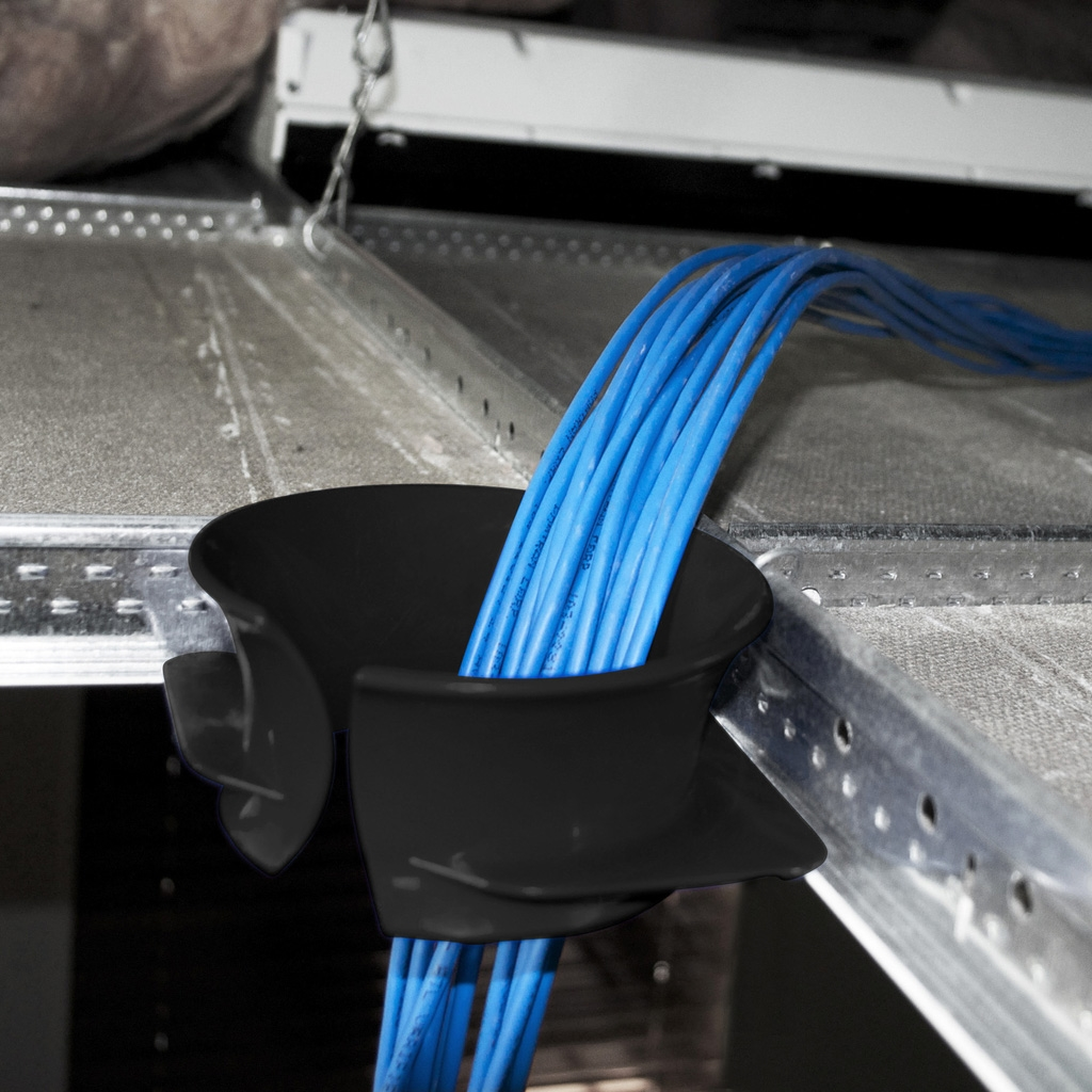 Madison Electric Products Stingray Ceiling Grid Wire and Cable Pulling Toohigh