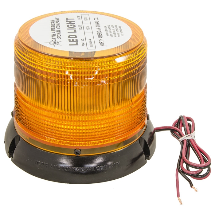 Amber North American Signal Ultra-Bright LED Grill Lighting