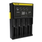 Nitecore D4 Digicharger 4-Bay Intelligent Battery Charger