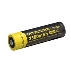Nitecore 2300mAh 18650 Li-Ion Battery (Repl NL183)