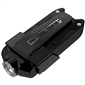 Nitecore TIP 2017 Metallic Keychain Flashlight - Black