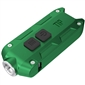 Nitecore TIP 2017 Metallic Keychain Flashlight - Green