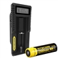 Nitecore UM10 USB Charger w/ 1x 2300mAh 18650 Battery