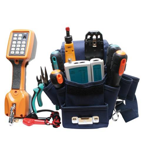 Ag West Supply >> Telecom Installers Kit w/ Telephone Butt-Set